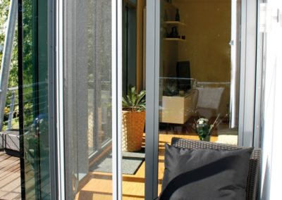 Insektenschutz Drehtür Balkon