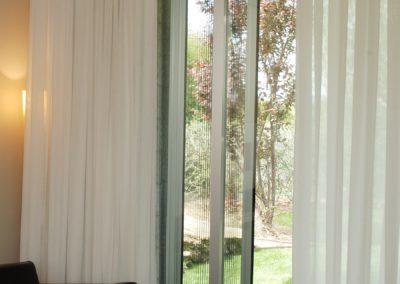 Insektenschutz Plissee Terrassentür