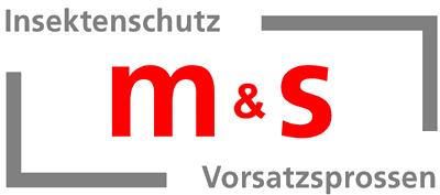 M&S Insektenschutz - Logo
