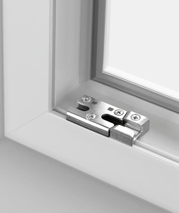 Winkhaus ActicePilot Sicherheit für Fenster Beschlag