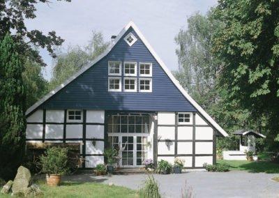 Objektbild mit VEKA Fenstern