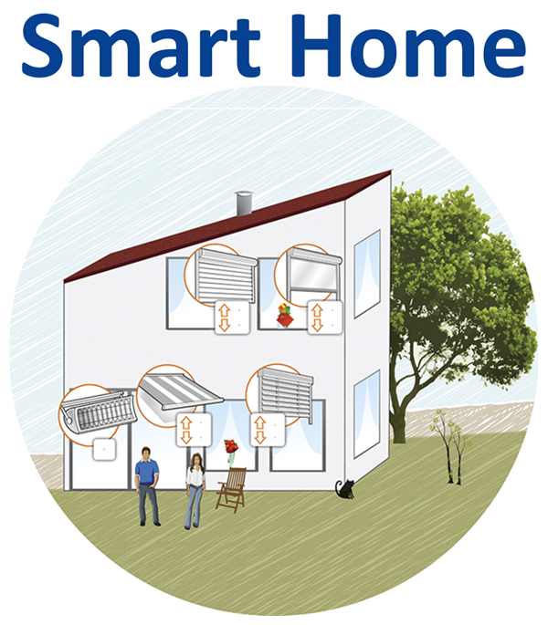 Smart Home - Intelligente Hausautomatisierung