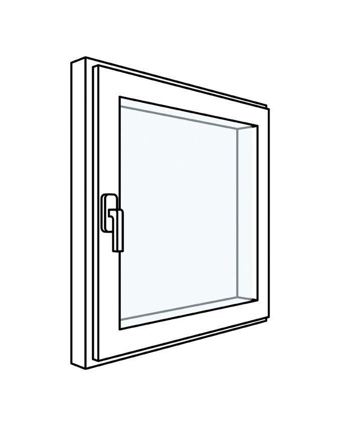 AcivePilot Comfort PADM oder PADK - Mehr Lüftung und mehr Sicherheit - Fenster geschlossen