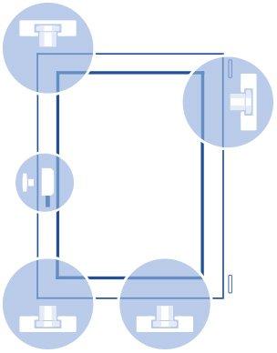 acticePilot RC1N Sicherheit für Fenster und Türen