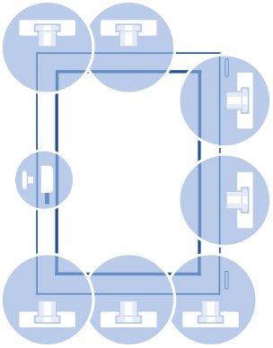 acticePilot RC3 Sicherheit für Fenster und Türen