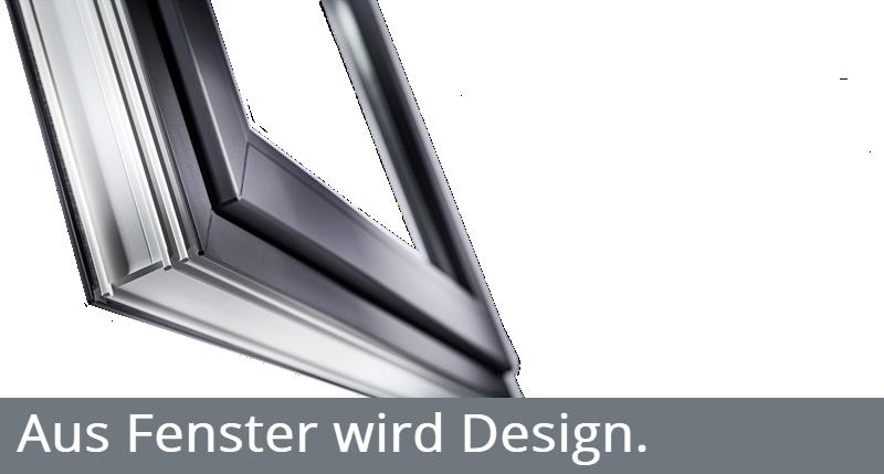 VEKA Spectral - Aus Fenster wird Design - Hier informieren