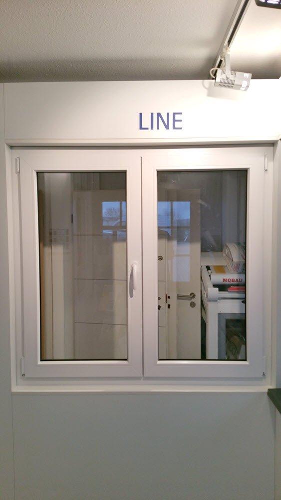 OSS Bauelemente Ausstellung Fenster und Rollladen