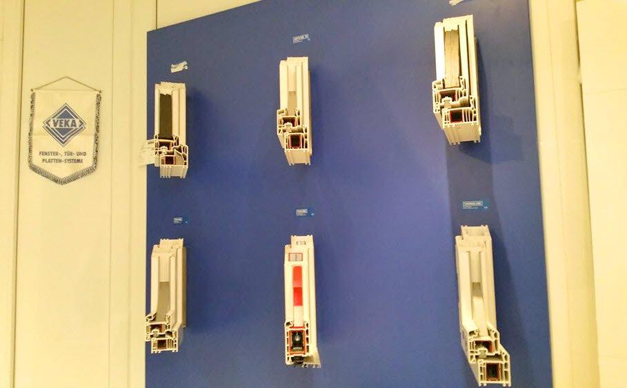 OSS Bauelemente Ausstellung Fenster