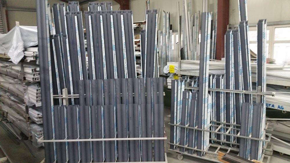 OSS Bauelemente - Die Werstatt - Fertigung Fenster und Haustüren