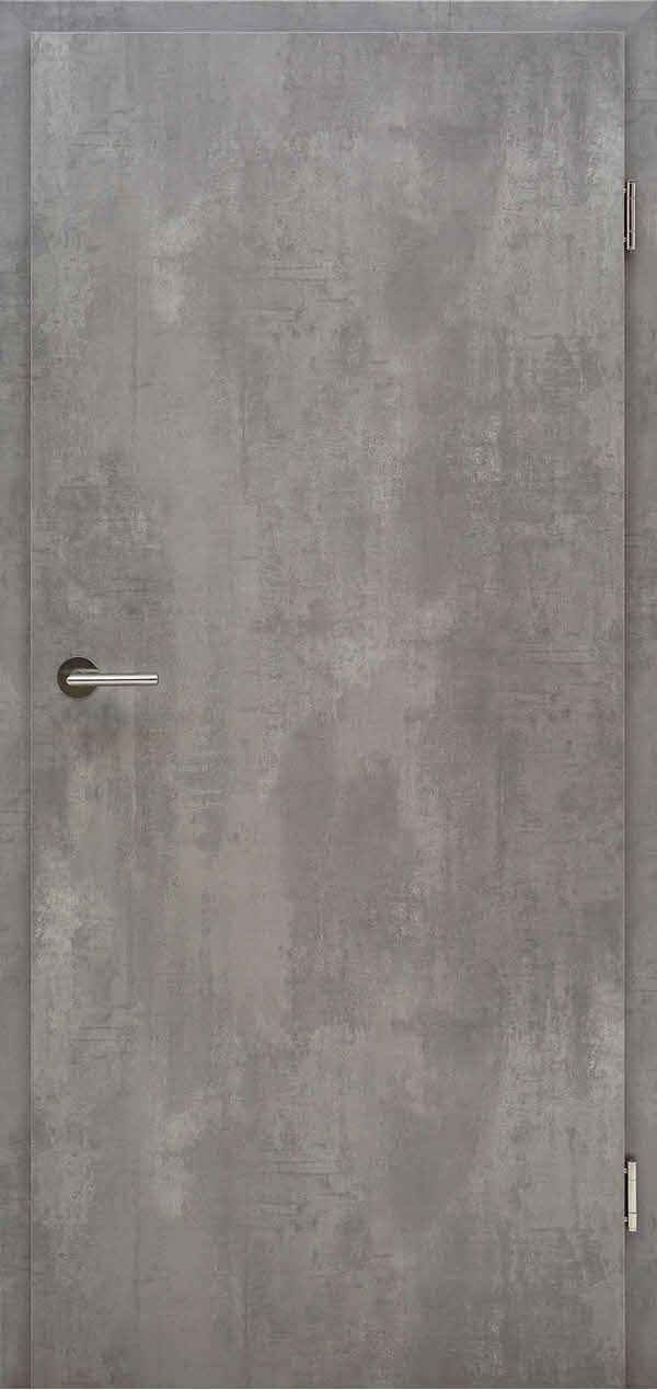 Zimmertuer-Innentuer-Optima 3o Spezial Concrete