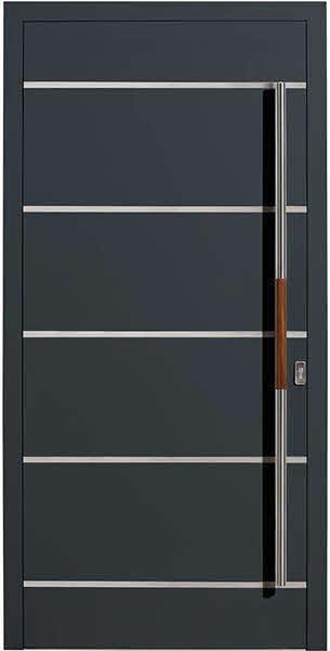 Moderne-Haustuer-Denton-geschlossen-7016Ed