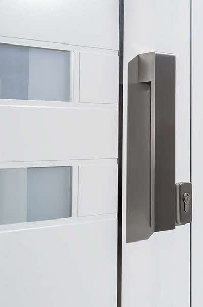 Moderne-Haustuer-Denver Detail