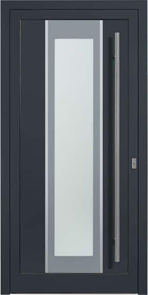 Moderne-Haustuer-Estada 7016 + 7001