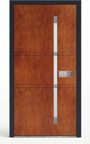 Moderne-Haustuer-Hampton Series 178 R4