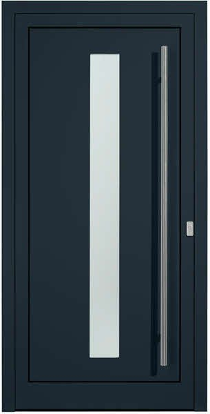 Moderne-Haustuer-Linea2-grau-OE