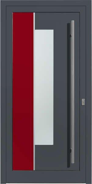 Moderne-Haustuer-Neva 7016 + 3003