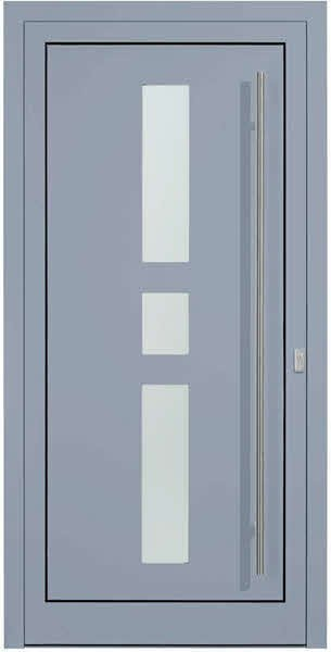 Moderne-Haustuer-Nevica2-grau-OE -korr