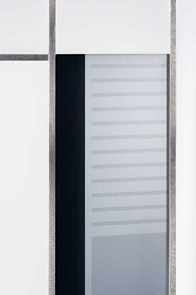 Moderne-Haustuer-Redding Detail