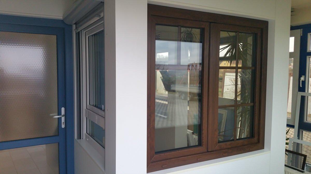 Veka Fenster bei Oss Bauelemente